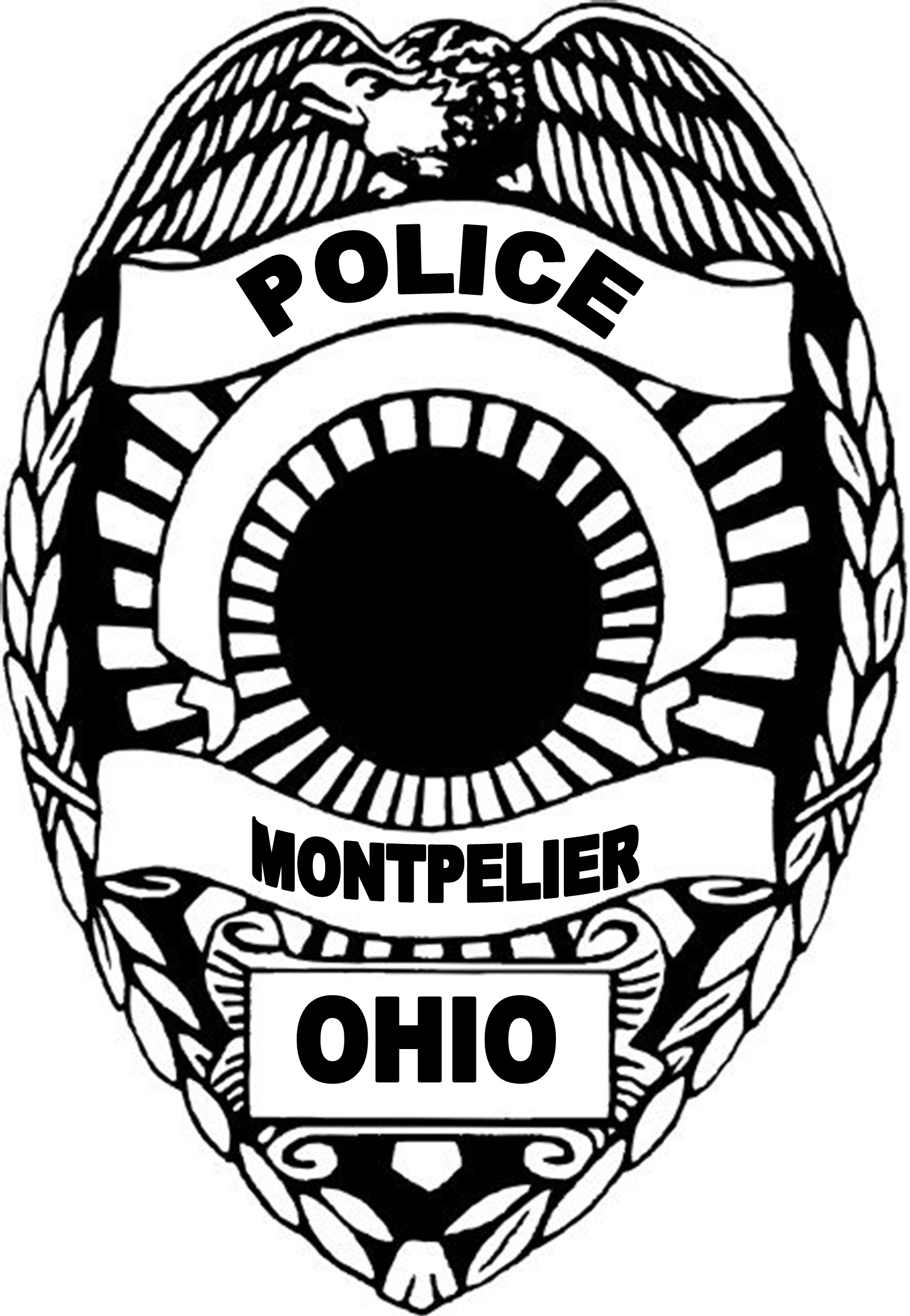 Montpelier Oh Police